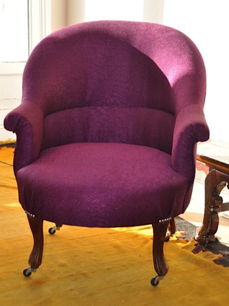 r fection traditionnelle tapisserie fauteuil talence et bordeaux gironde 33 christine tr mon. Black Bedroom Furniture Sets. Home Design Ideas